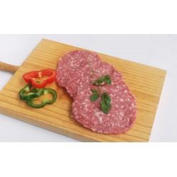 Burguer Meat Mixta, 320 grs.